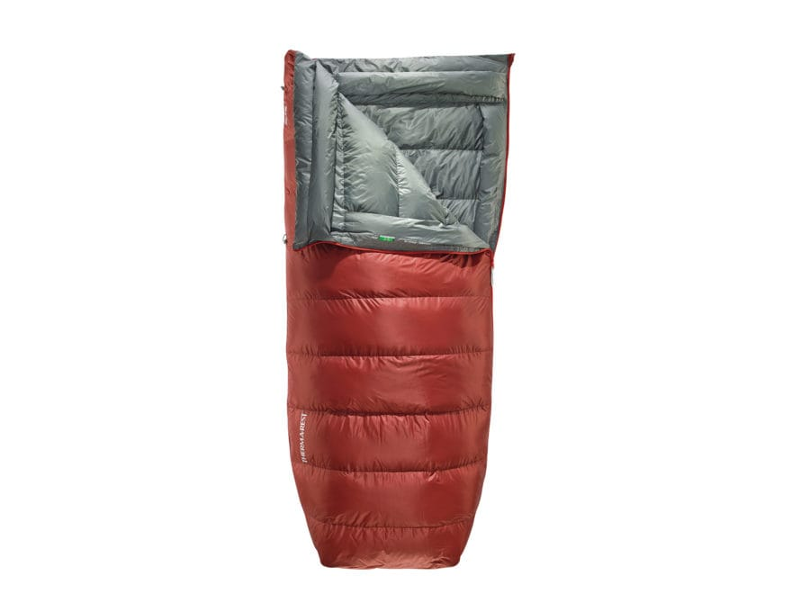 Therm-A-Rest Dorado Duo HD Sleeping Bag Large Polyester Rust