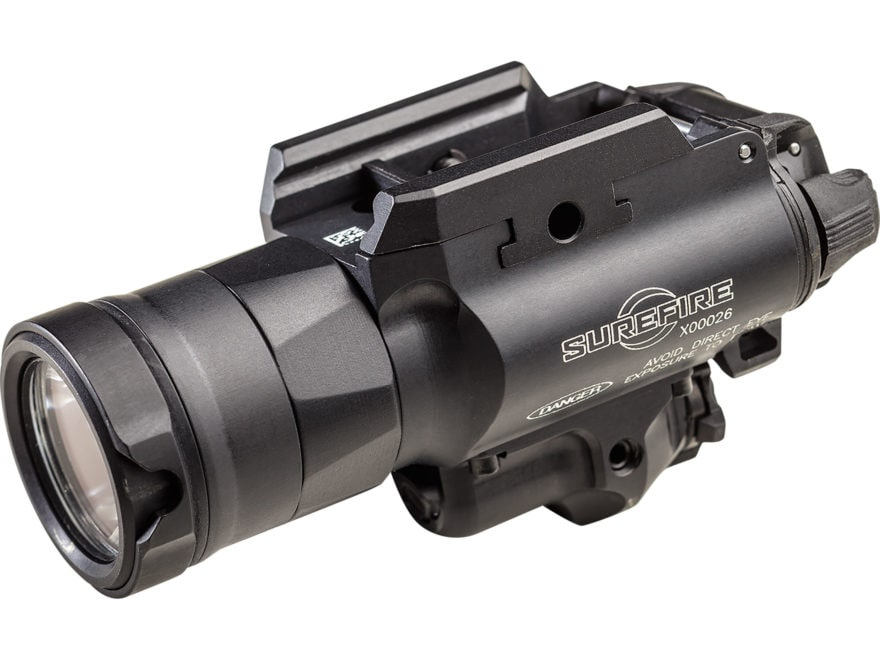 Surefire X400UH-A-GN Masterfire Rapid Deployment Weapon Light LED with Green Laser with...