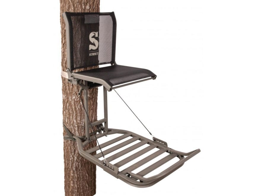 Summit rsxRaptor Hang On Treestand Aluminum