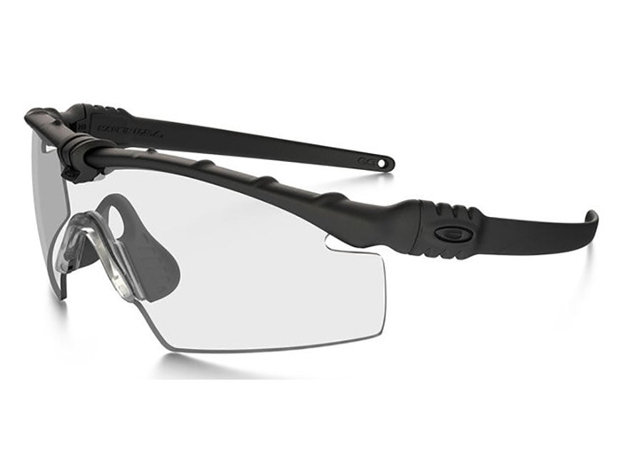 9e7bc31bb70 Oakley SI Ballistic M-Frame 3.0 Shooting Glasses Matte Black