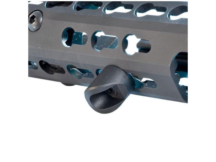 Troy Industries Hand Stop Low Profile KeyMod Aluminum Black