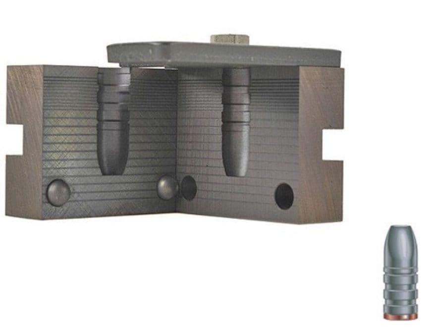 RCBS 1-Cavity Bullet Mold 416-350-FN 416 Caliber (417 Diameter) 350 Grain Flat Nose Gas...