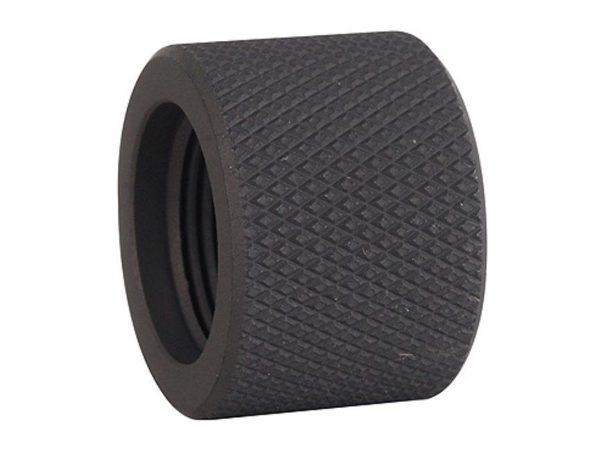 "Yankee Hill Machine Barrel Thread Protector Cap 5/8""-24 Bull Barrel Steel"