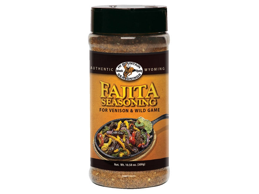 Hi Mountain Venison Fajita Seasoning 10.5 oz