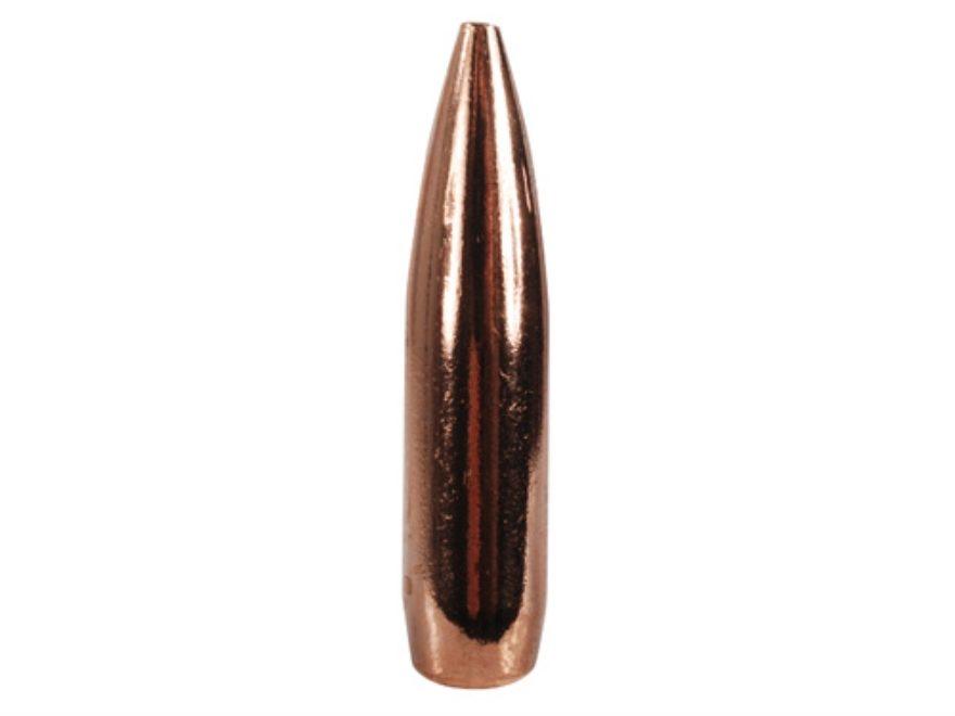 Berger OTM Tactical Bullets 22 Caliber (224 Diameter) 77 Grain Open Tip Match Boat Tail...