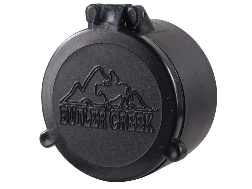 Butler Creek Multi-Flex Flip-Up Rifle Scope Cover Objective (Front)