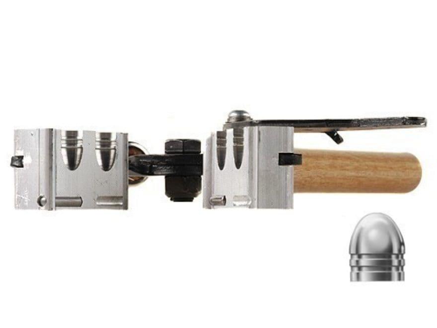 Lee 2-Cavity Bullet Mold 450-200-1R (450 Diameter) 200 Grain 1 Ogive Radius Conical