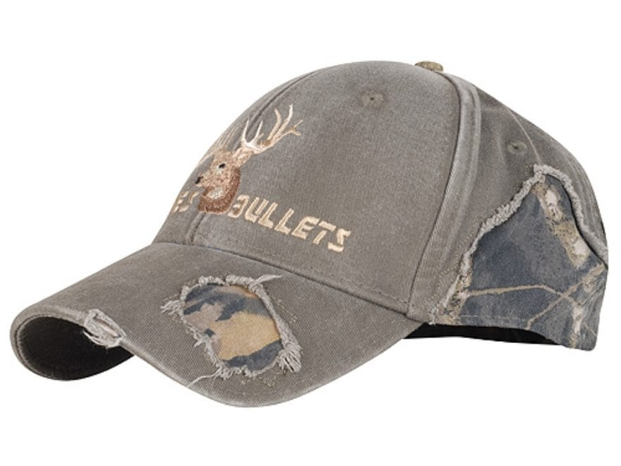 dad2e834312 Barnes Bullets Distressed Whitetail Cap Cotton Olive Green Mossy Oak.  Alternate Image