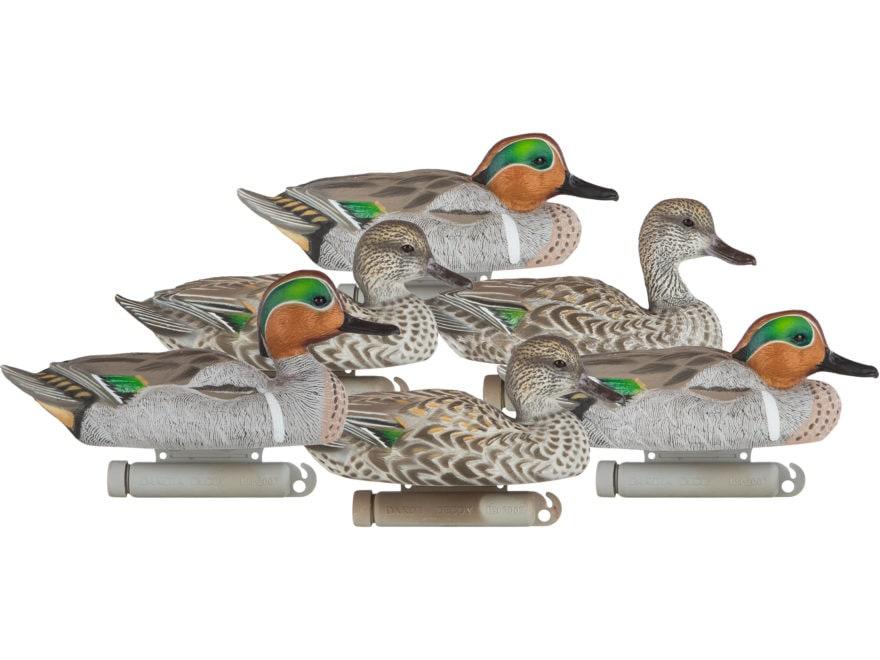 Dakota Decoy X-Treme Floater Green Wing Teal Duck Decoy