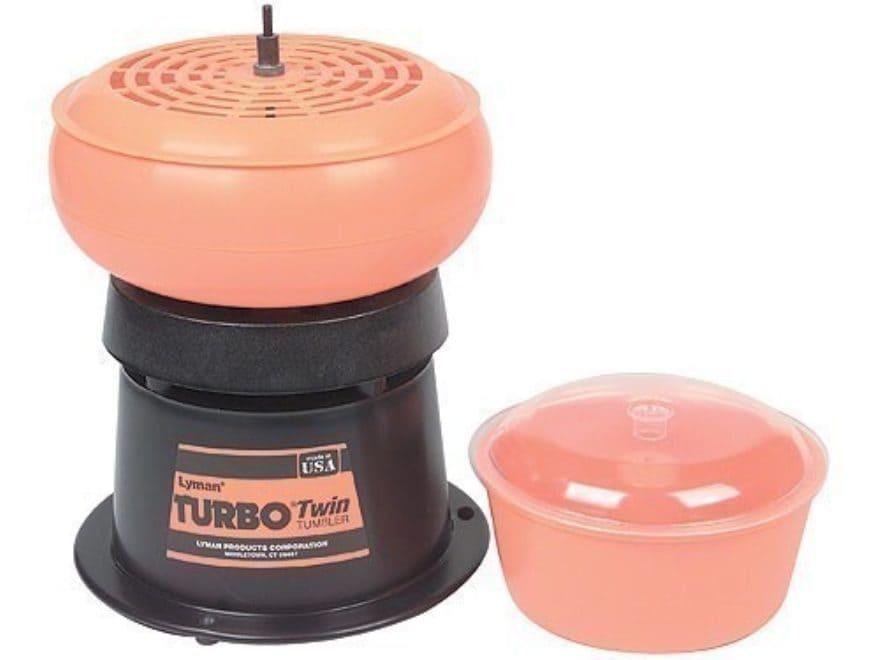 Lyman Turbo Twin Case Tumbler 110 Volt