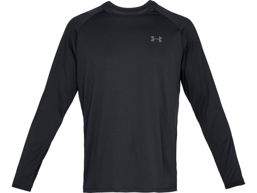 Under Armour Men's UA Tech 2.0 T-Shirt Long Sleeve Polyester