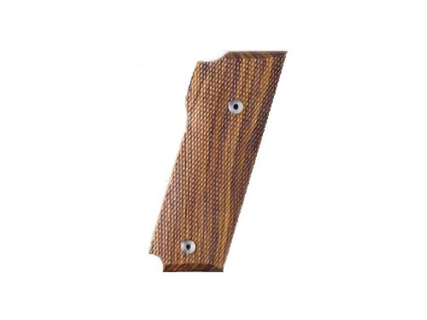 Hogue Fancy Hardwood Grips S&W 59 Checkered