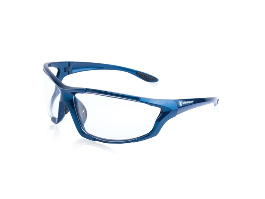 Smith & Wesson Major Shooting Glasses Blue Frame