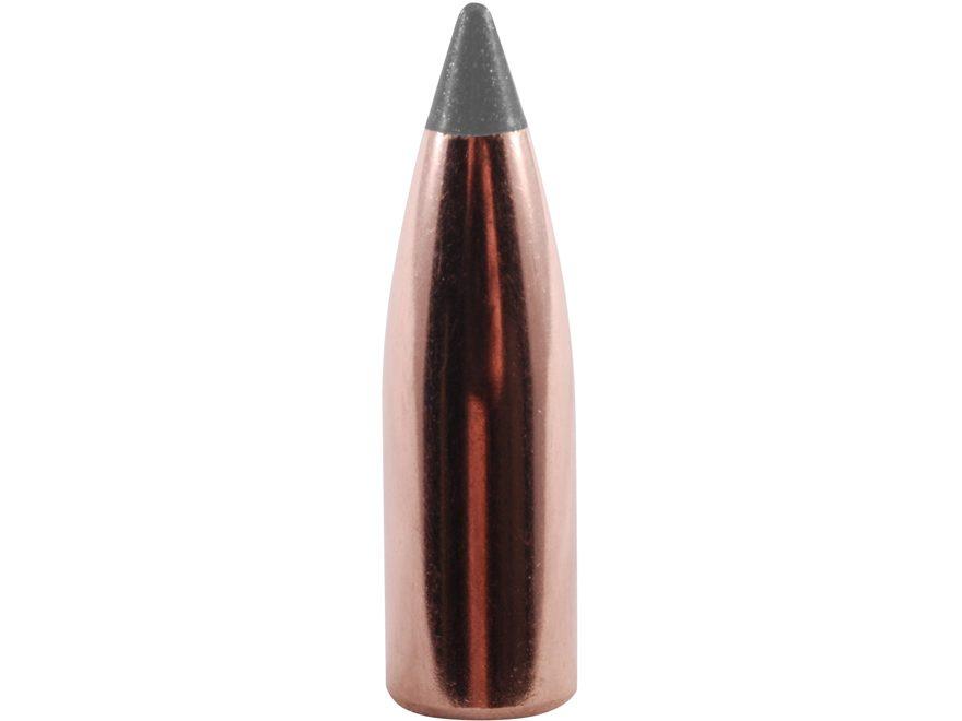 Factory Second Bullets 22 Caliber (224 Diameter) 53 Grain Polymer Tipped Expanding Flat...