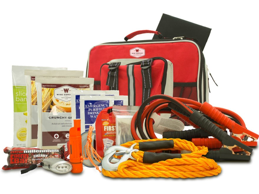 Wise Company Ultimate Auto Emergency Preparedness Kit
