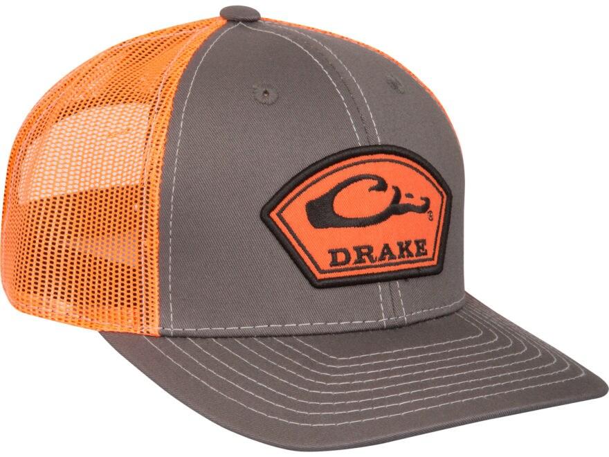 Drake Men's Logo Arch Patch Mesh Back Cap Polyester