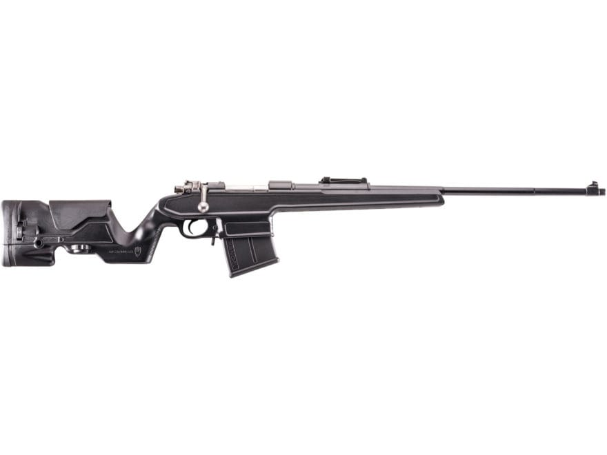Archangel Adjustable Precision Stock Mauser K98 Synthetic Black with 10-Round Magazine