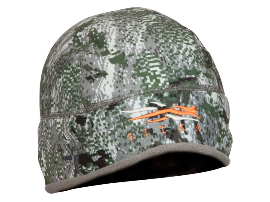 ad10c78d Sitka Gear Stratus Beanie Polyester Gore Optifade Elevated Forest Camo.  Alternate Image
