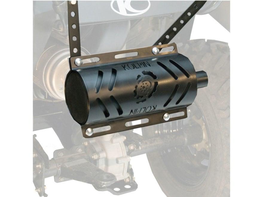 Kolpin Powersports Stealth 2.0 ATV Exhaust with Heat Shield