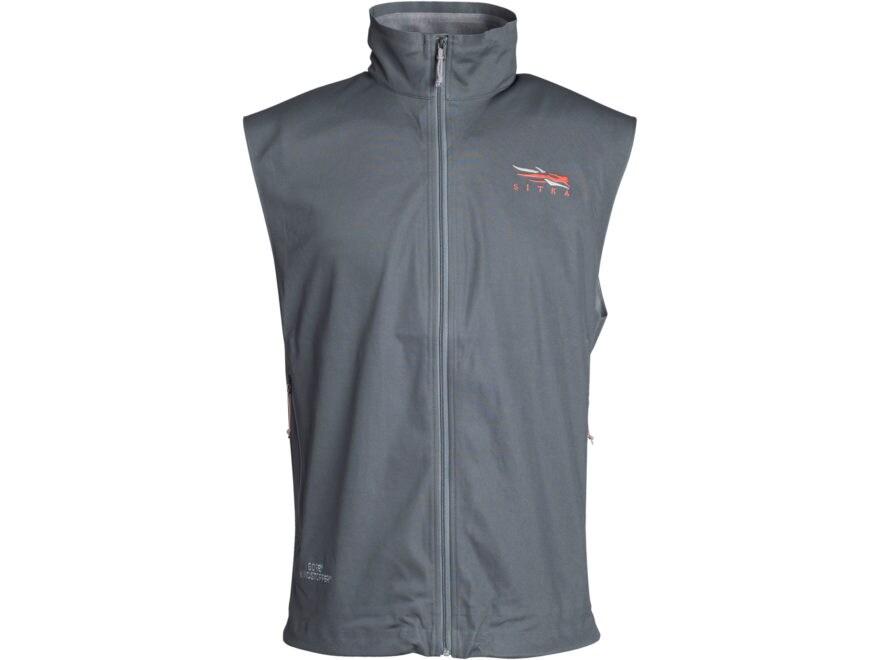 Sitka Gear Men's Windproof Mountain Vest Nylon