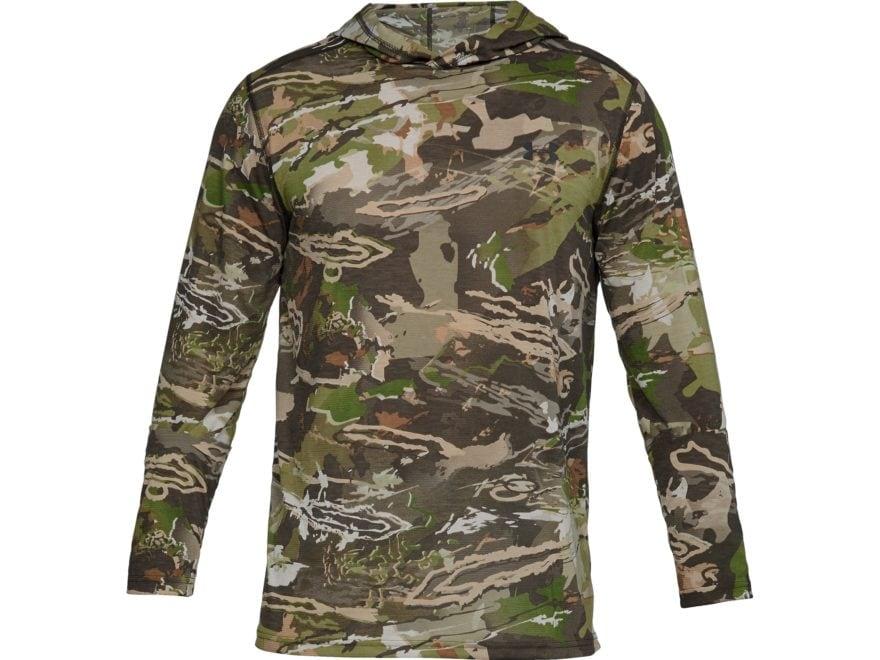 Under Armour Men's UA Threadborne Early Season Base Layer Hoodie Polyester/Elastrell