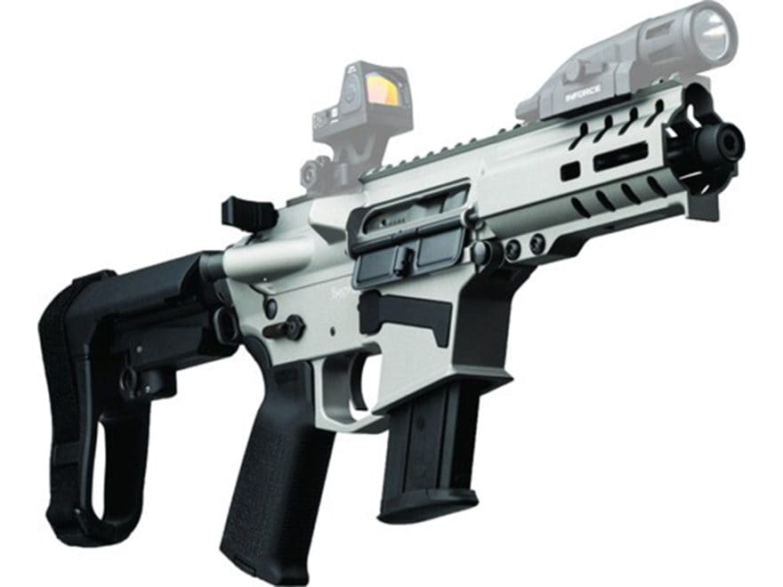 "CMMG Banshee 300 MK4 Pistol 300 AAC Blackout 8"" Barrel 30-Round"