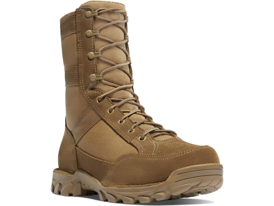 "Danner Rivot TFX 8"" Non-Metallic Toe Tactical Boots Leather Men's"