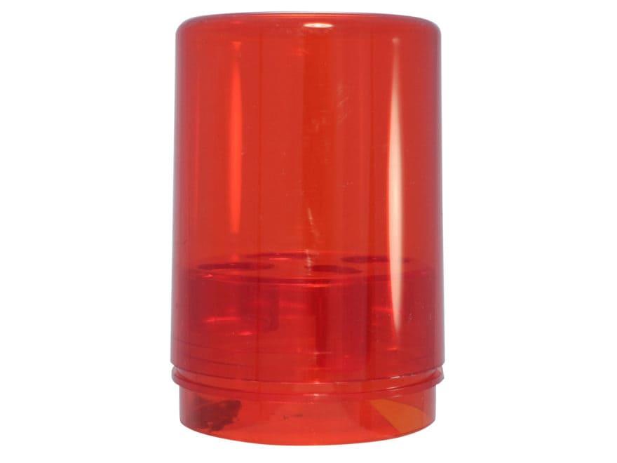 Lee 3-Die Storage Box Red Round