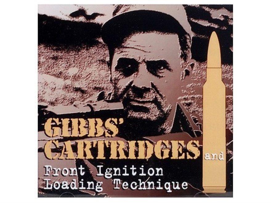 """Gibbs Cartridges"" CD-ROM by Rocky Gibbs"