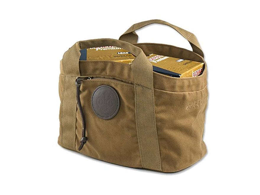 Beretta Waxwear Small Tote Bag 4 Box Range Bag Waxed Cotton