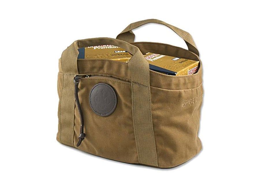 Beretta Waxwear Small Tote Bag 4 Box Range Waxed Cotton