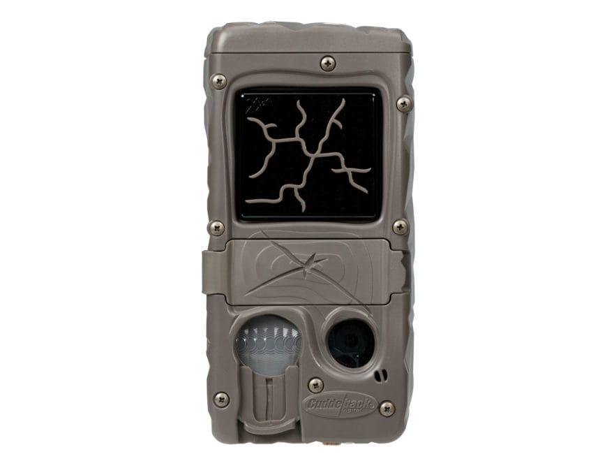 Cuddeback Cuddelink Dual Flash Infrared Game Camera 20 Megapixel Brown