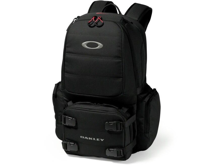 8950fa6ffb Oakley Chamber Backpack Range Bag Black - MPN  92799-001