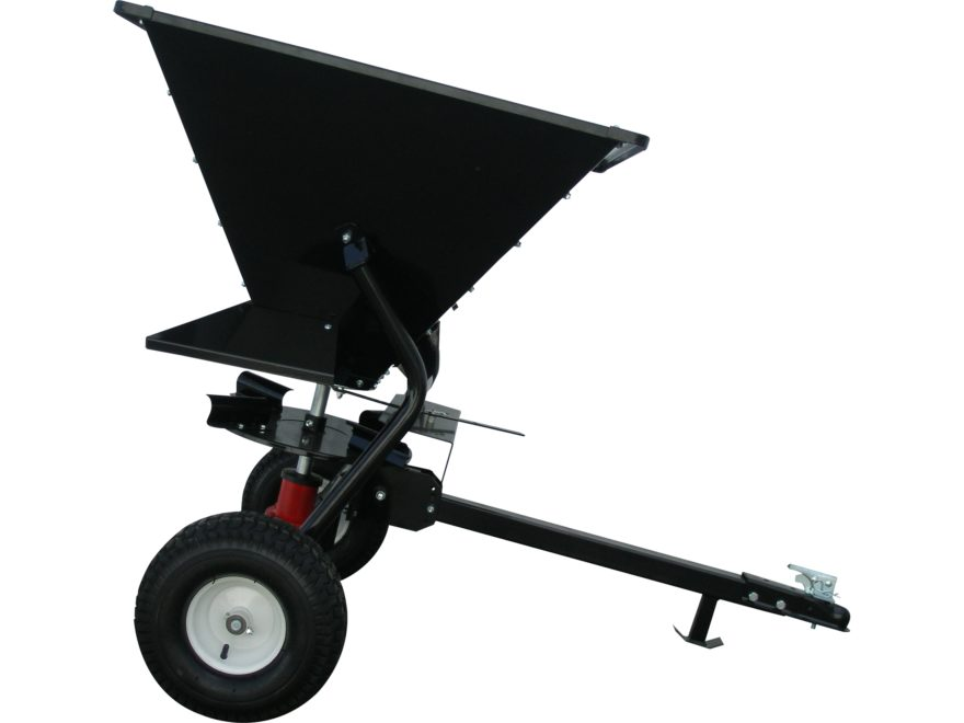 Field Tuff Tow Behind Broadcast Spreader 350 Pound