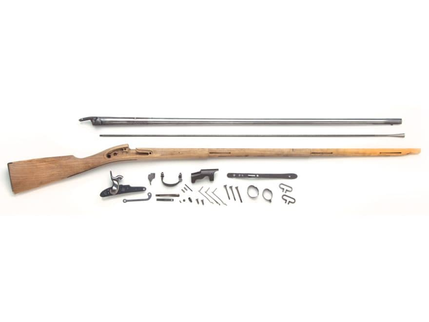 Traditions 1842 Springfield Musket Muzzleloading Rifle Kit 69 Caliber Percussion Rifled...