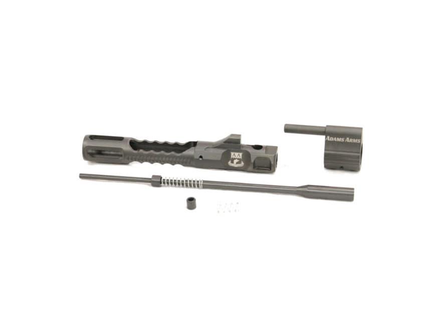 "Adams Arms Gas Piston Conversion Kit P-Series AR-15 .750"" Micro Gas Block with Low Mass..."