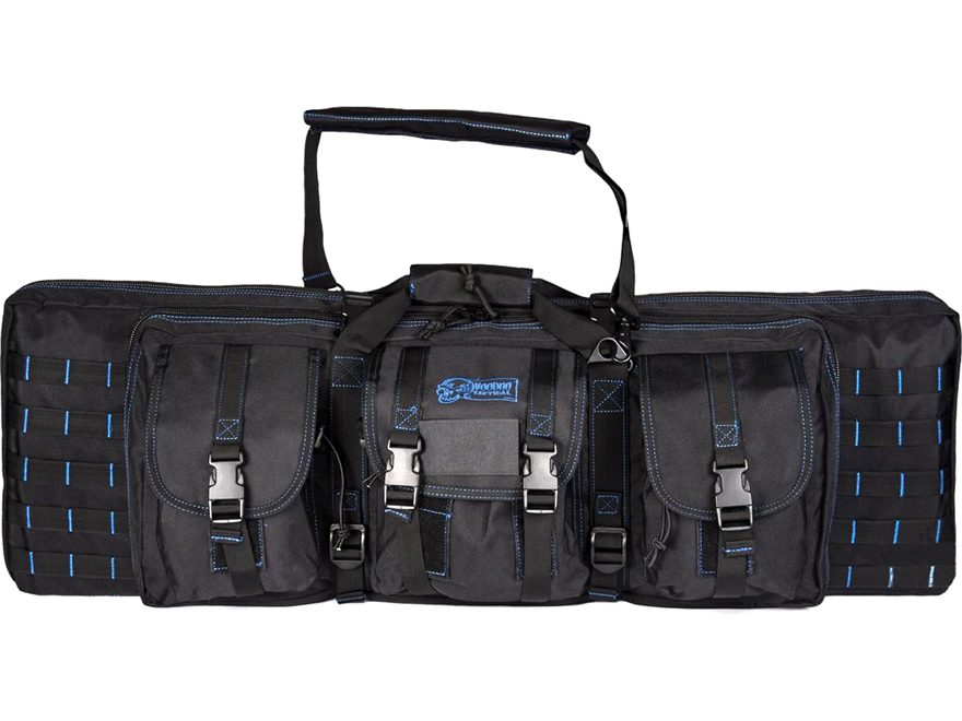 """Voodoo Tactical Padded Weapons Rifle Gun Case 36"""" Nylon"""