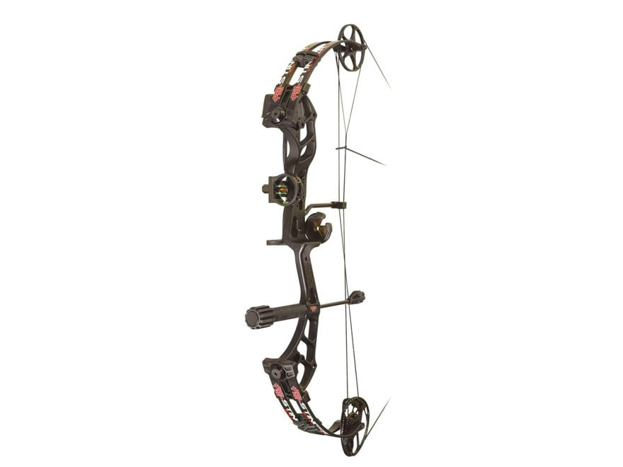 PSE Stinger Extreme RTS Compound Bow Package