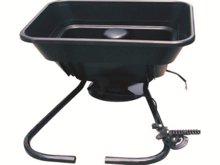 Field Tuff ATV Broadcast Spreader 12 Volt