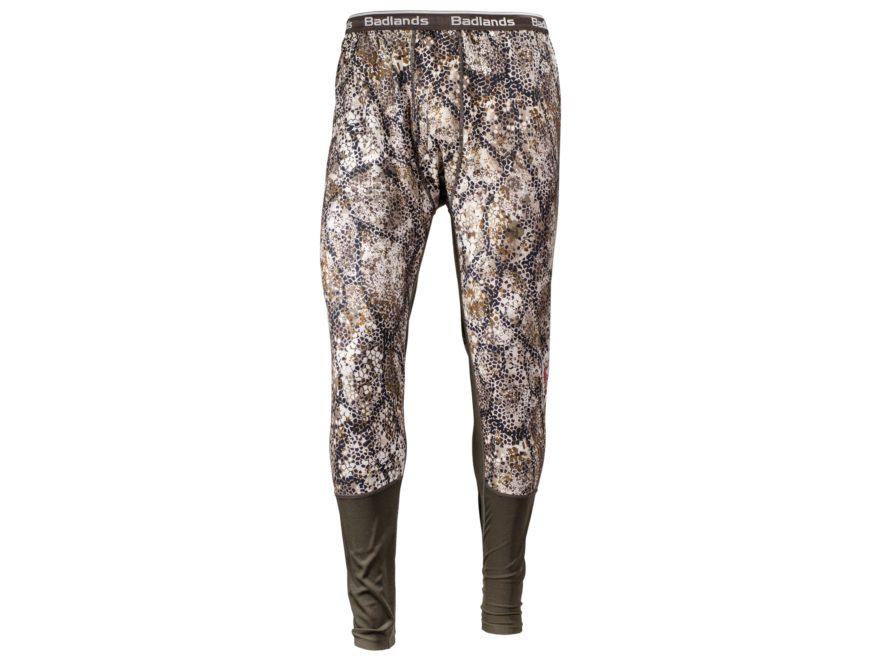 Badlands Men's Elevation Base Layer Pants Polyester
