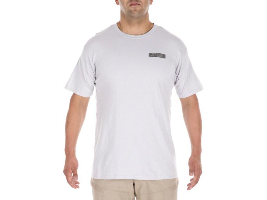 5.11 Men's MOLLE America T-Shirt Short Sleeve Cotton Blend