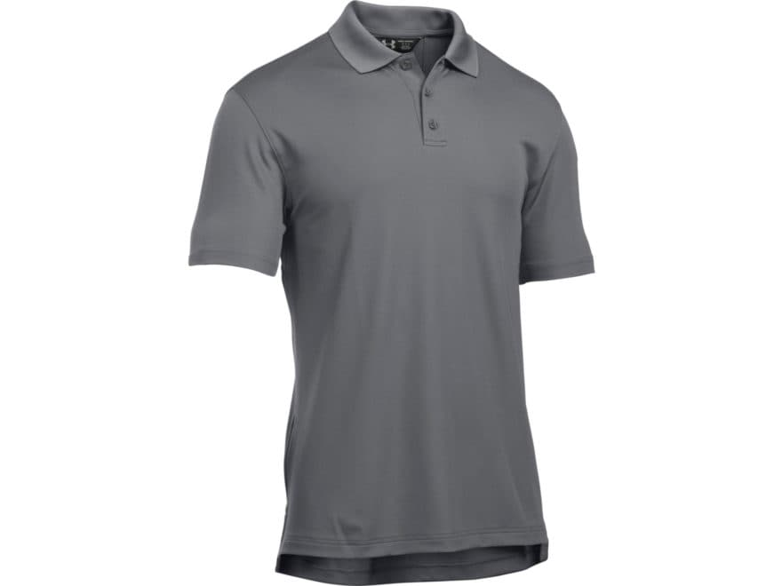 Under Armour Men's UA Tac Performance Polo Short Sleeve Polyester