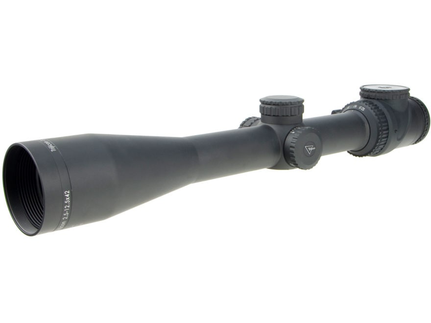 Trijicon AccuPoint Rifle Scope 30mm Tube 2.5-12.5x 42mm Illuminated Matte