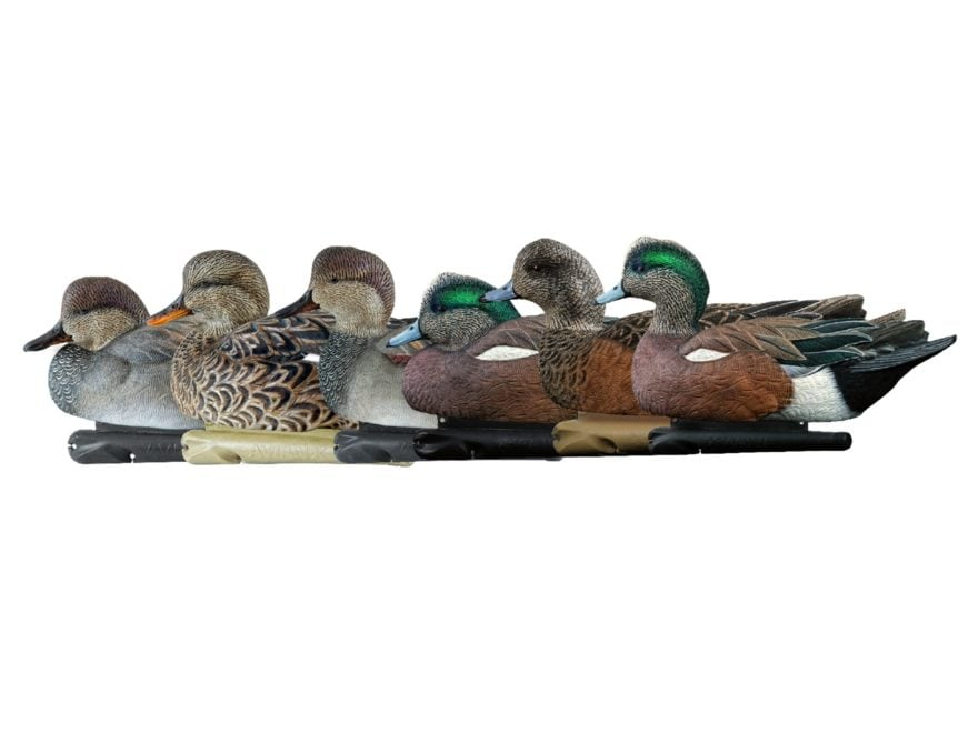 Avian-X Central Flyway Combo Pack Duck Decoy Pack of 6