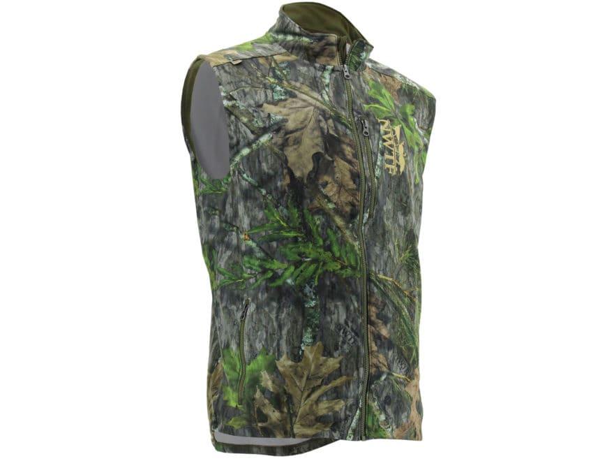 Nomad Men's NWTF Fleece Vest Polyester