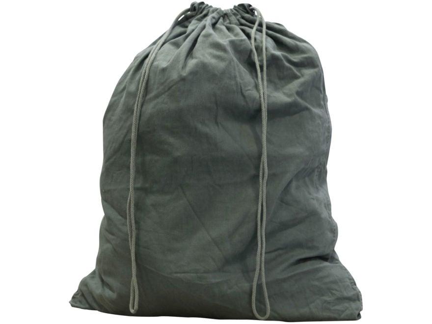 Military Surplus Barracks Bag Cotton Grade 1 Olive Drab