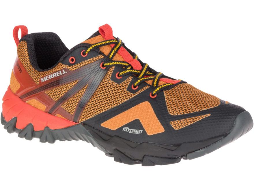 "Merrell MQM Flex Gore-Tex 4"" Hiking Shoes Nylon Men's"