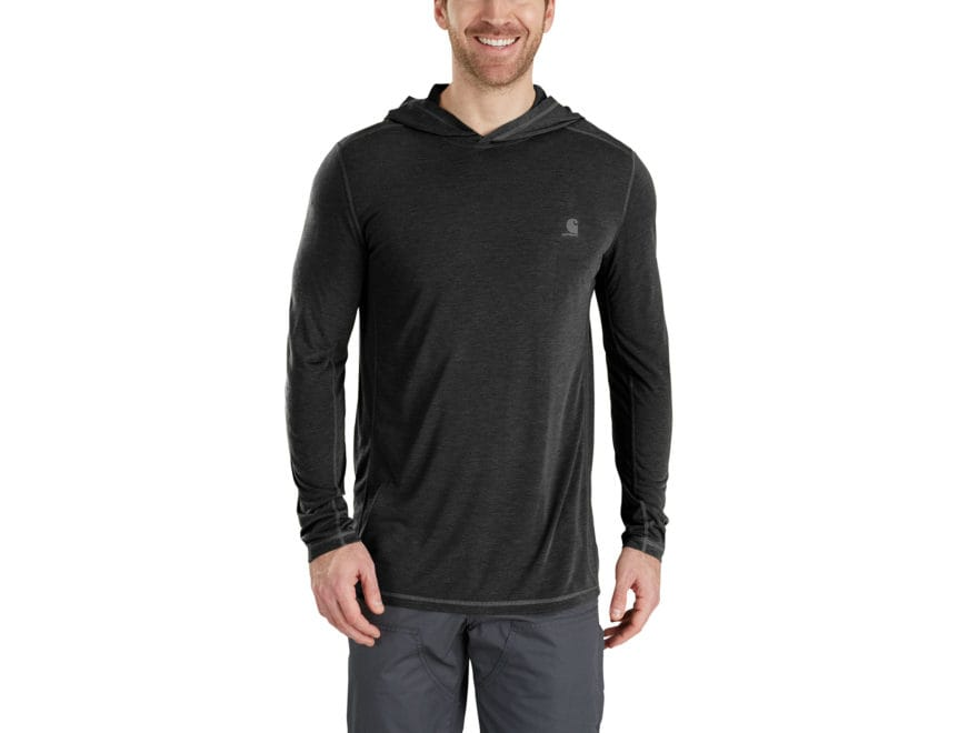 Carhartt Men's Force Extremes Hooded Pullover Poly/Cocona 37.5 Polyester