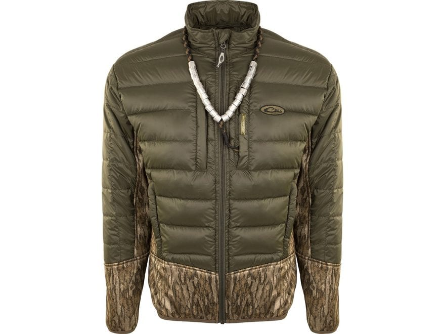 Drake Men's Double Down Endurance Hybrid Full-Zip Liner Jacket Polyester