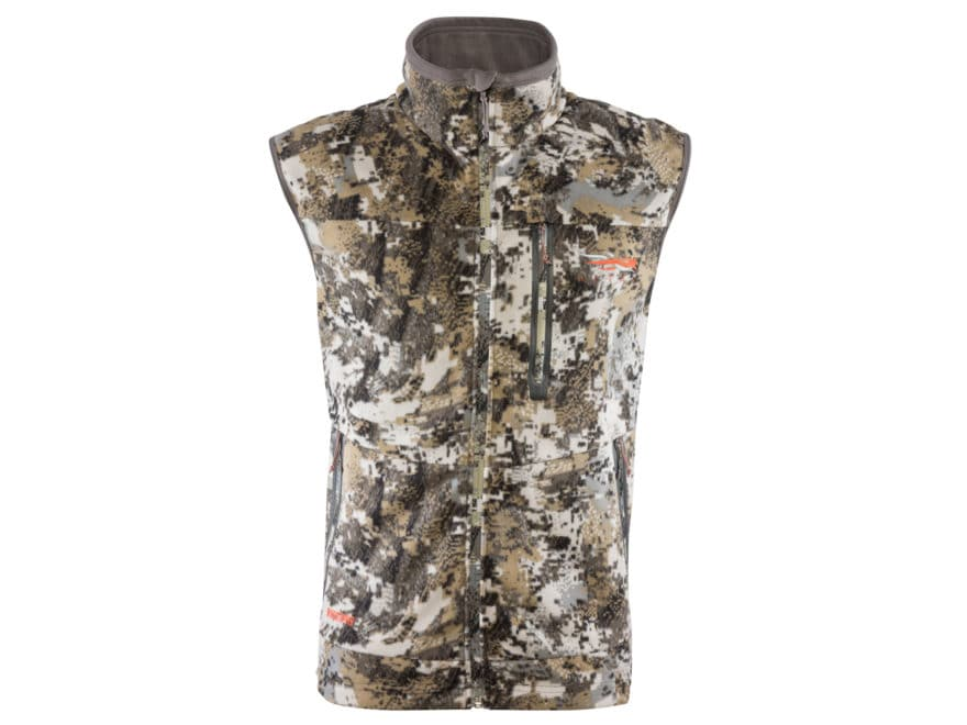 Sitka Gear Men's Stratus Insulated Vest Polyester